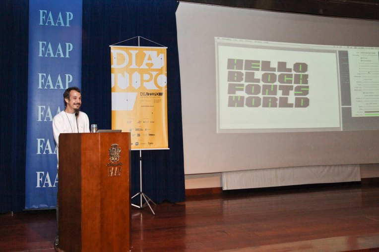 Gustavo Ferreira. Foto do evento.