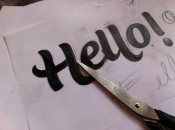 Lettering - Ale Paul